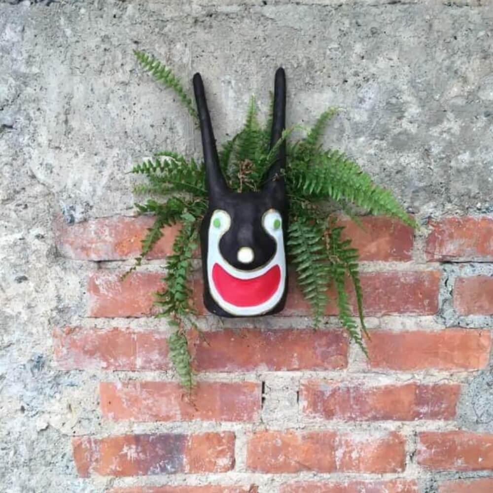 Caraqueña-de-chuao-mask-II-2