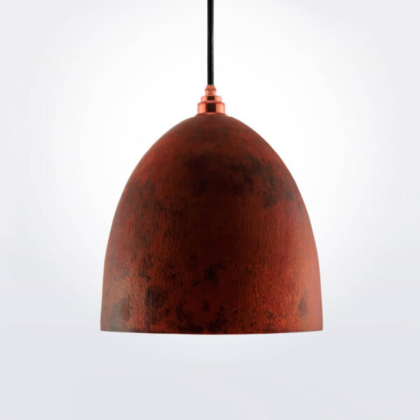 Alquimia copper pendant lamp.