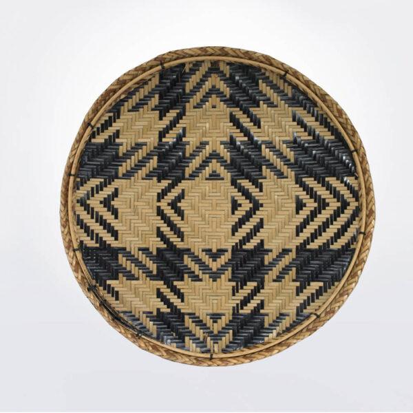 Amazonian fiber tray X.