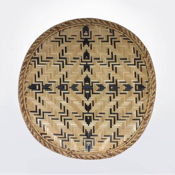 Amazonian fiber tray XI.