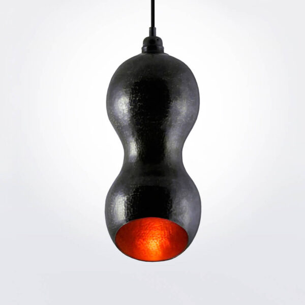 PEANUT BLACK PENDANT LAMP