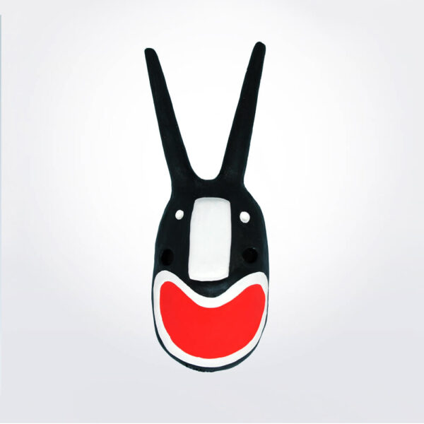 Caraqueña de chuao mask I.