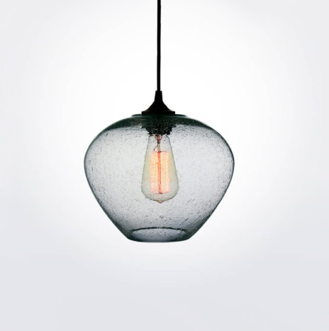 RUSTICA TRANSPARENT PENDANT LAMP