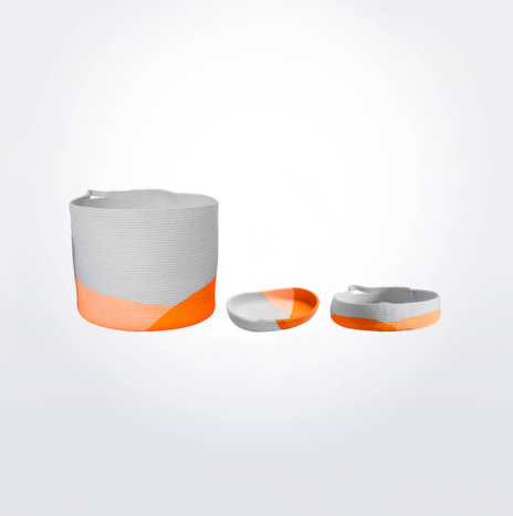 MARIGOLD BUCKET & TRAYS SET