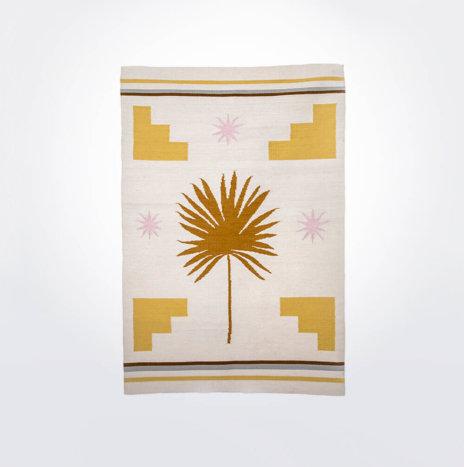 Palm Wool Rug