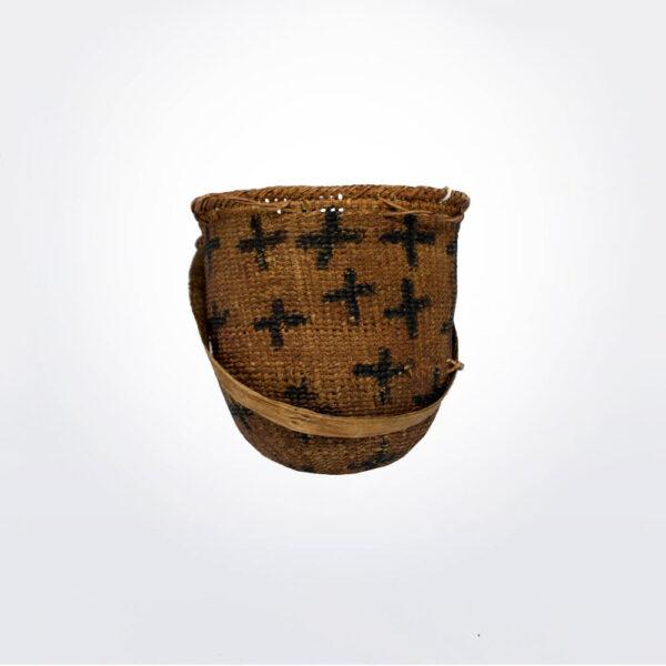 WII AMAZONIAN BASKET (Extra Small) IX
