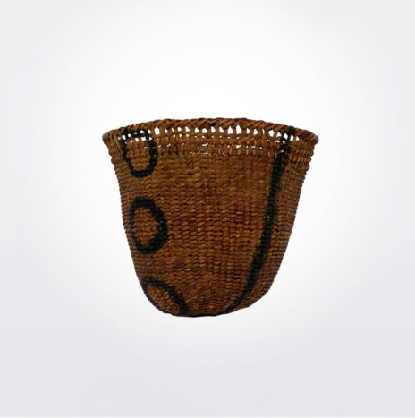 WII Amazonian Basket (Extra Small) VI