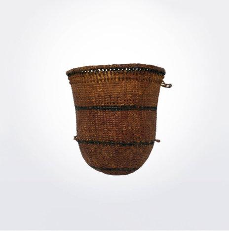 WII AMAZONIA BASKET (Extra Small) VII