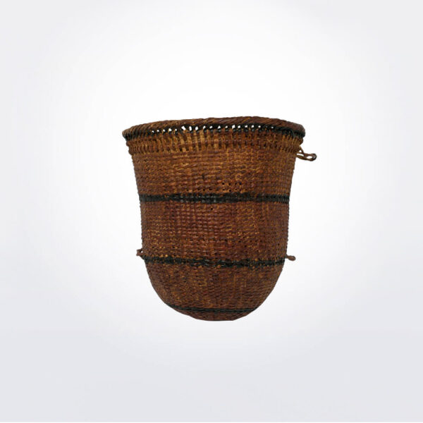 WII AMAZONIAN BASKET (Extra Small) VII