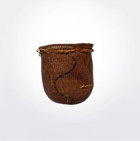 WII AMAZONIA BASKET (Extra Small) VIII