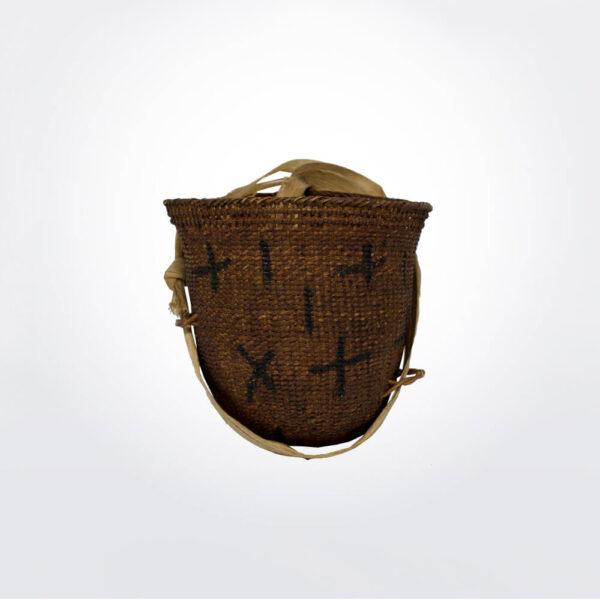 WII AMAZONIAN BASKET (Extra Small) X