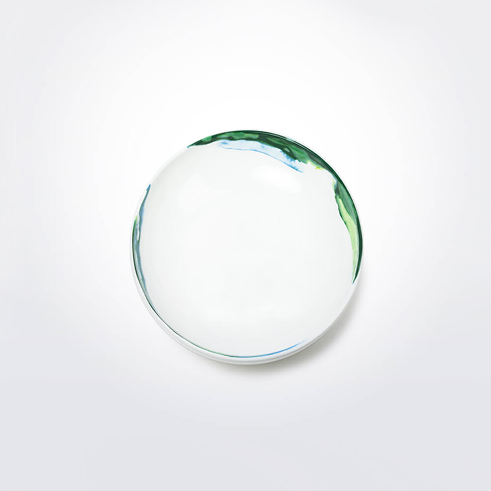Green-white-water-marble-pasta-bowl