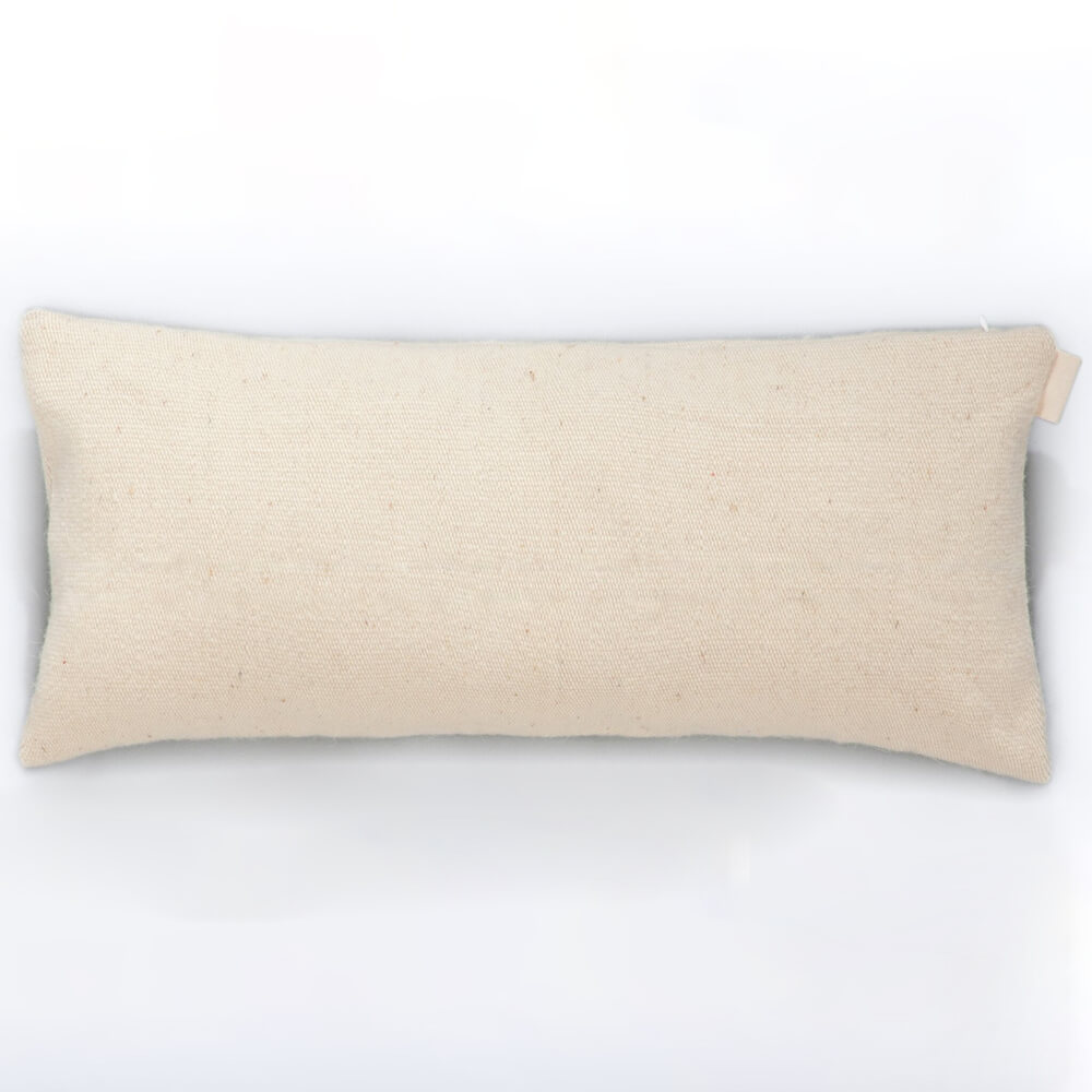 Natural-&-brown-lumbar-wool-pillow-cover-2