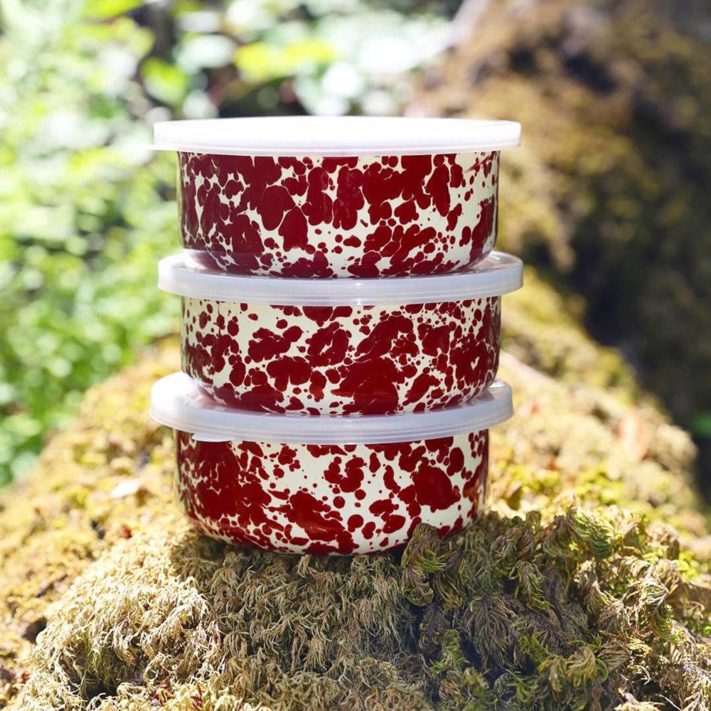 Red-&-white-enamel-storage-set-3