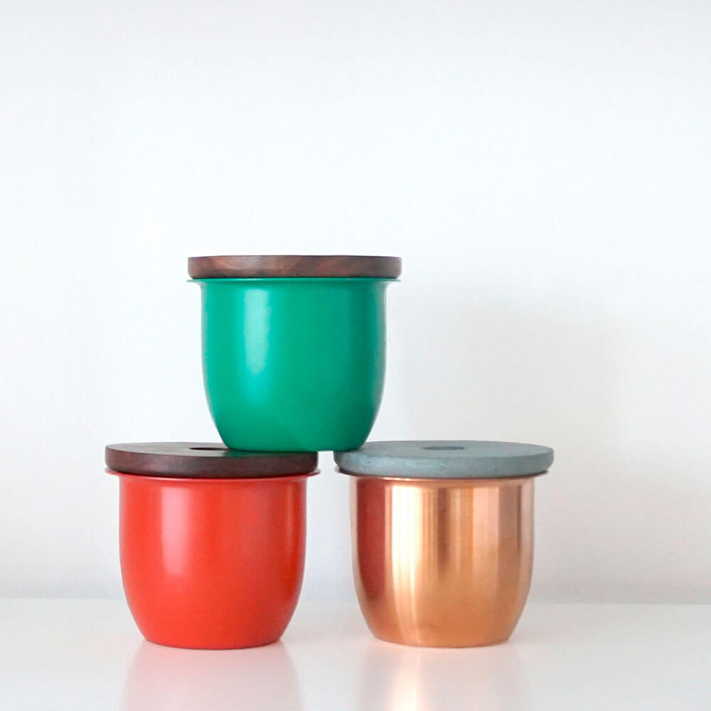 Copper-metal-and-marble-container-2