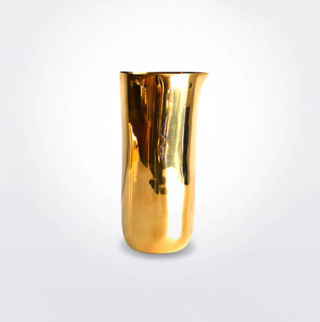 Polished Brass Carafe
