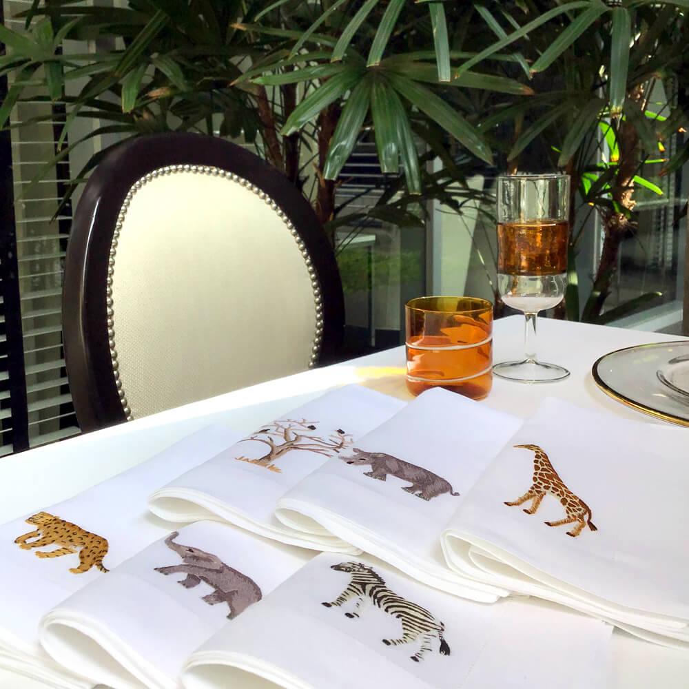 Safari-linen-napkin–and-placemat-set-2