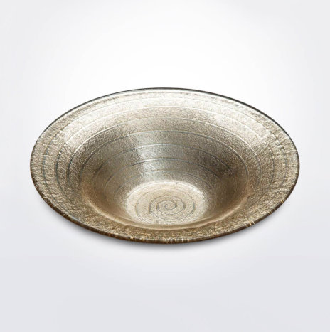 Spiral Sand Decorative Bowl (Medium)