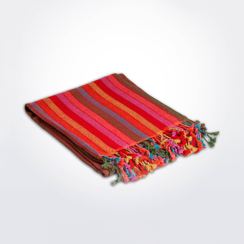 Red-striped-alpaca-throw