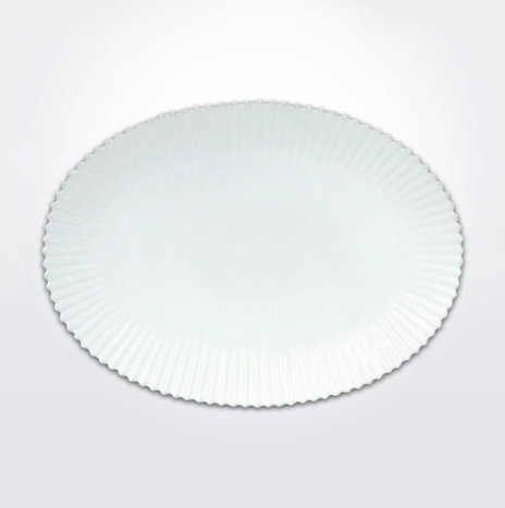 Costa Nova Pearl Oval Platter (Extra Large)