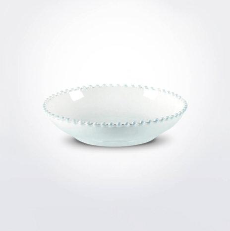 Costa Nova Pearl Pasta Plate Set