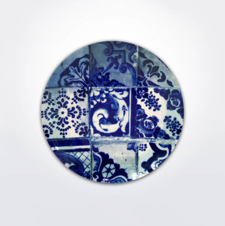 Lisboa Buffet Plate Set
