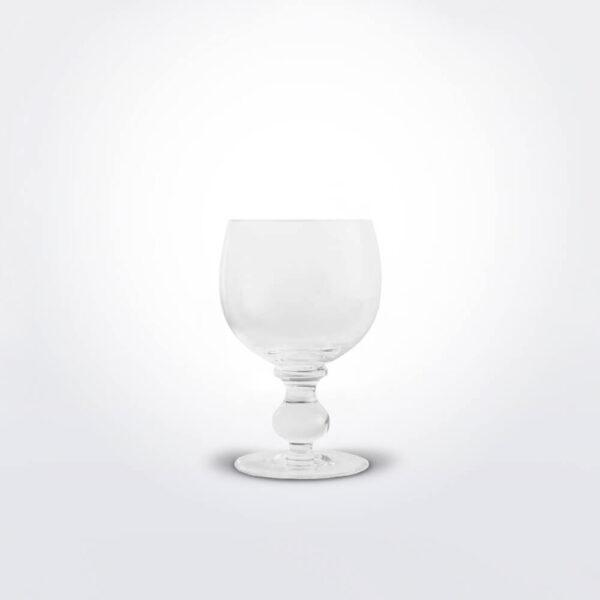Aroma degustation glass.