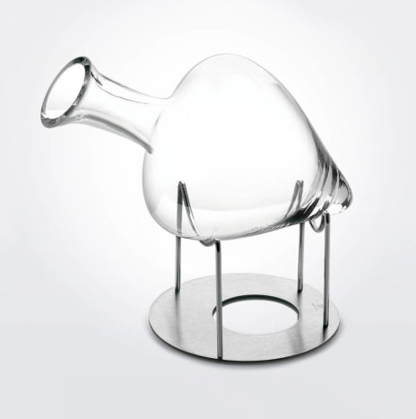 Cantico Wine Decanter with Support