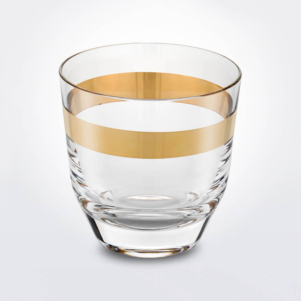 Clear-and-gold-whiskey-glass-set-1