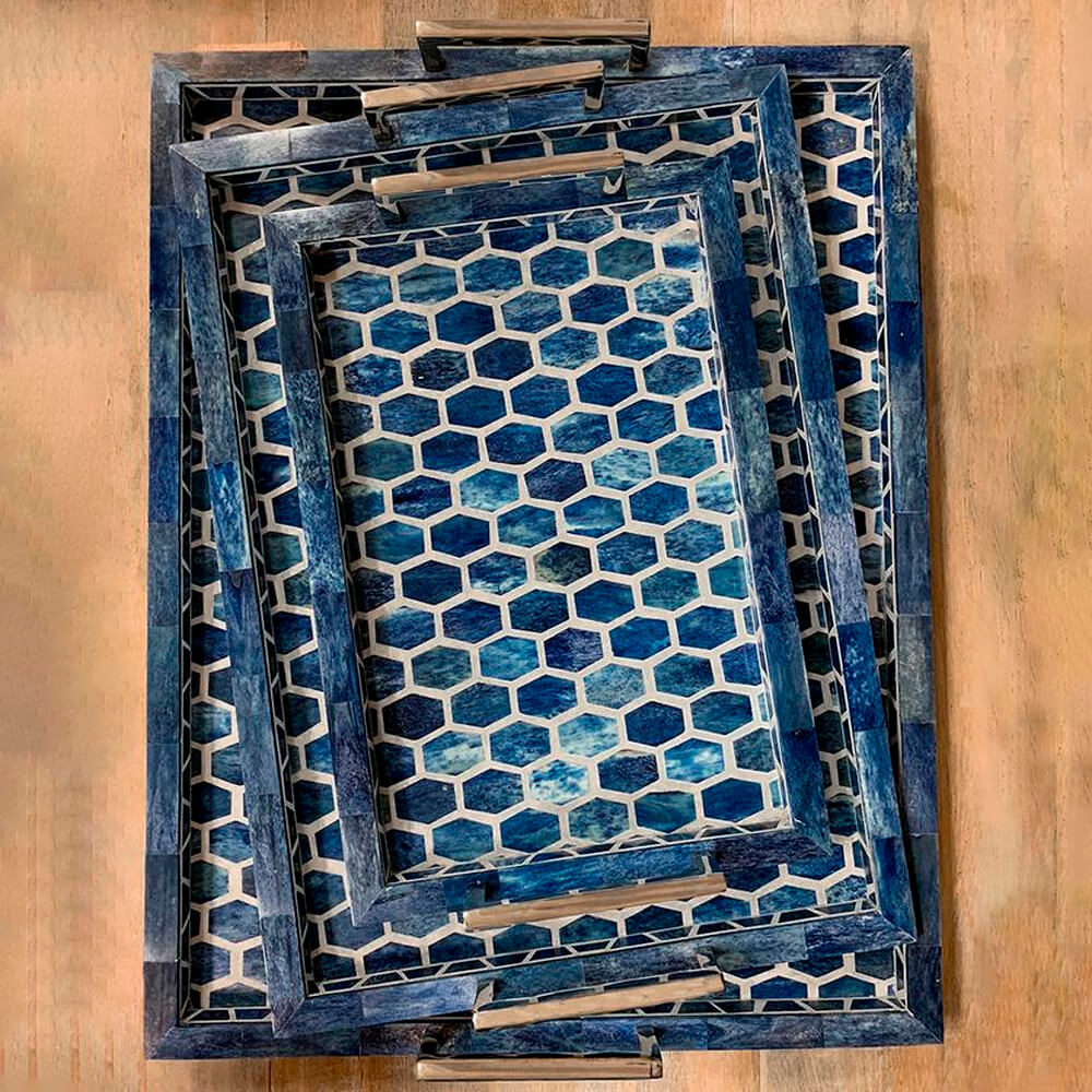 Honeycomb-indigo-tray-medium-2