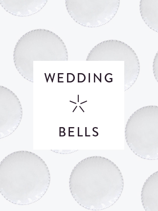 Selected pieces for wedding presents.