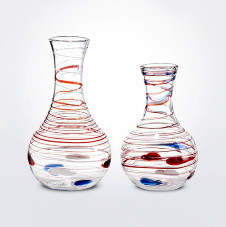 Red Wine Decanter Set