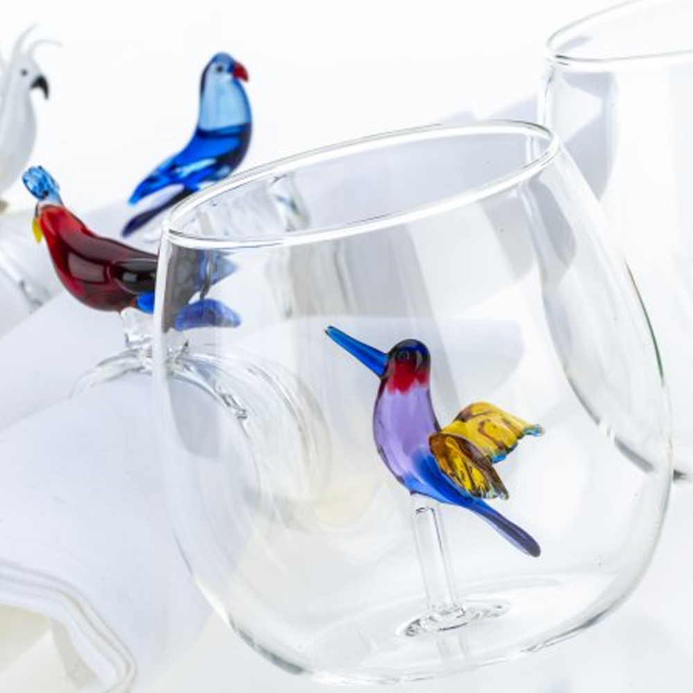 Tropical-bird-glass-set-2