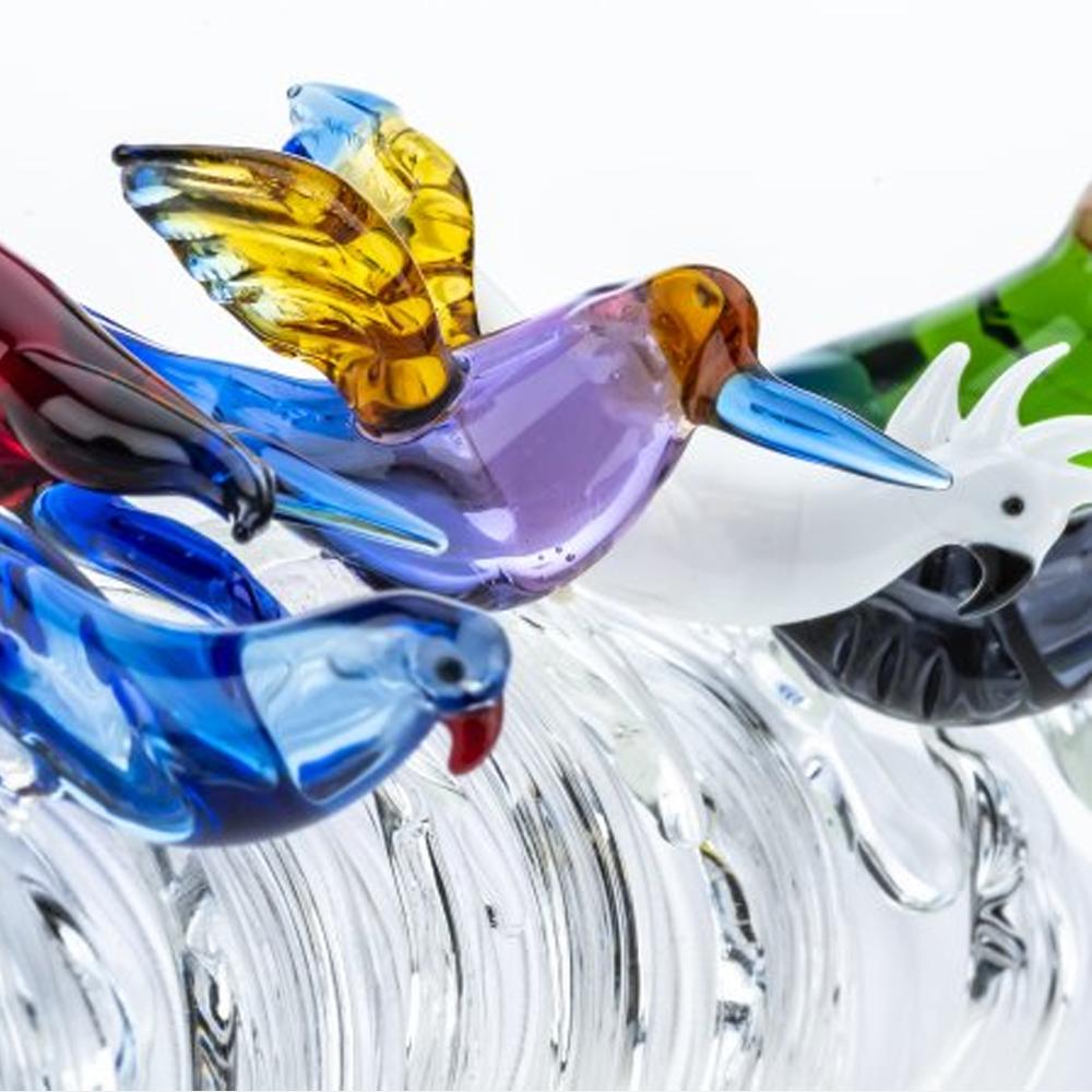 Tropical-bird-napkin-ring-set-2