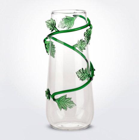 Large Tropical Vase