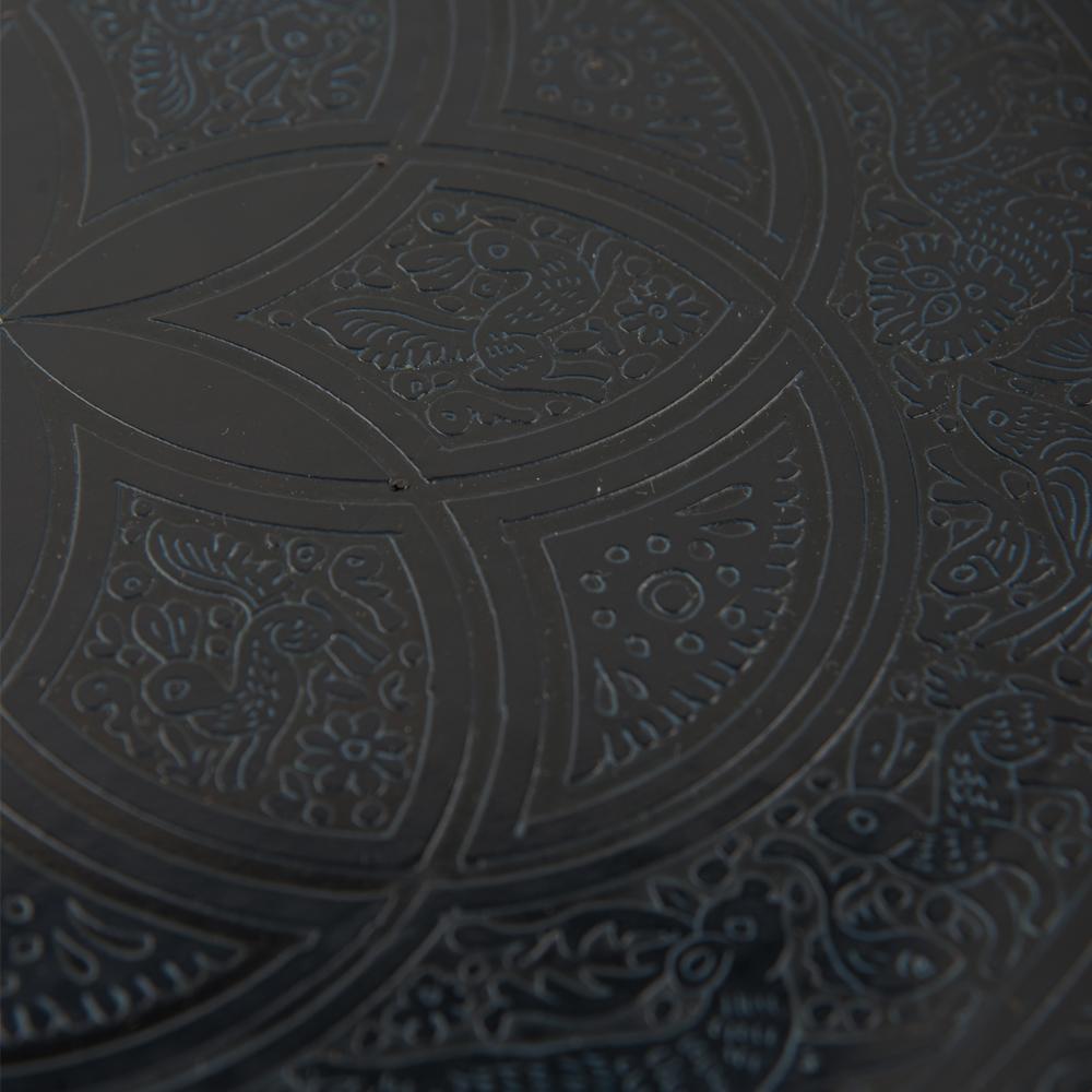 Black-olinal- round-tray-2