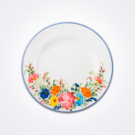 Fiori Fruit Plate Set