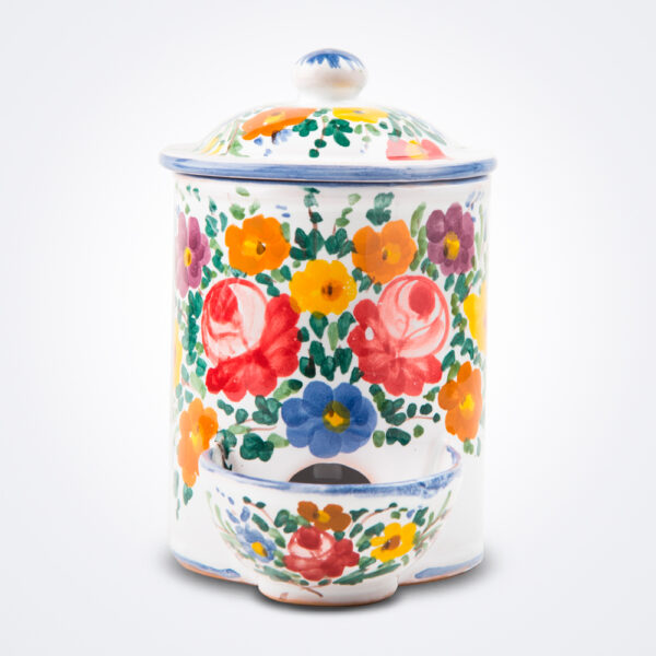 Fiori salt container product photo.