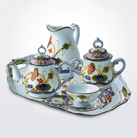 Garofano Imola Tea Service Set