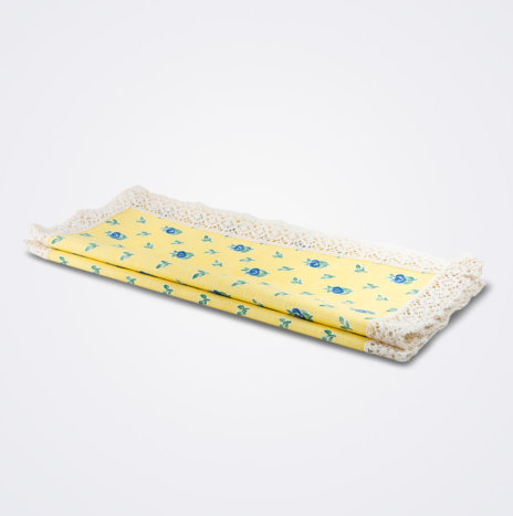 Alpine Flower Table Runner