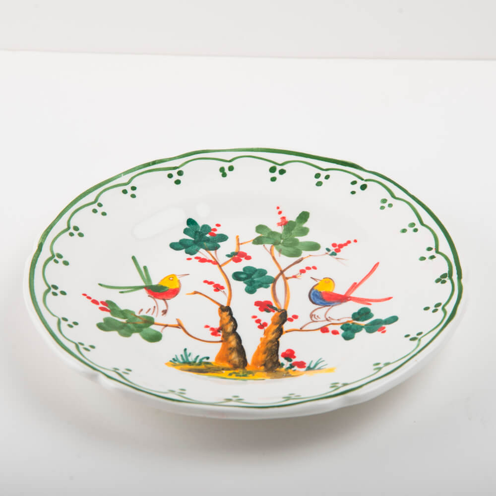 Bird-motif-fruit-plate-6