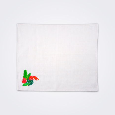 Bird of Paradise Tea Towel