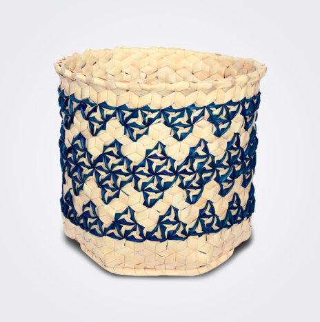 Blue Sobe Basket (Small)
