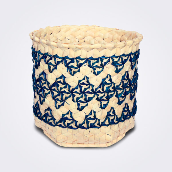 Blue sobe basket small product picture.