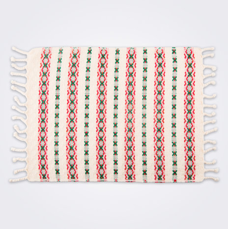 Christmas Color Placemat Set