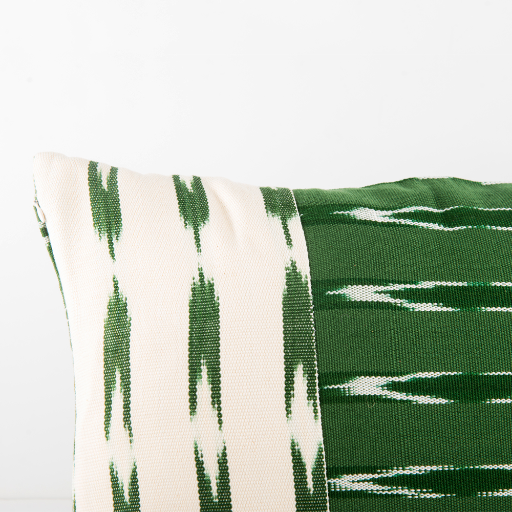 Green-serpentine-lumbar-pillow-cover-2