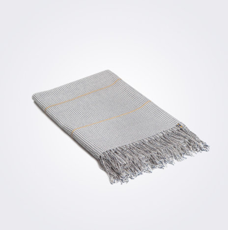 Mexican Handwoven Coverlet (Medium)