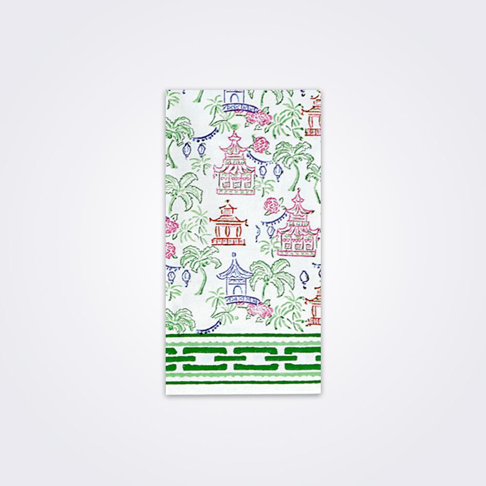 Palms-and-pagodas-tea-towel
