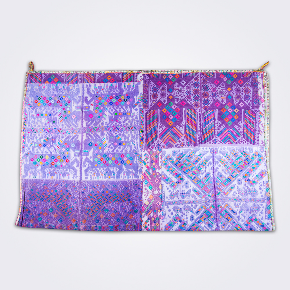 Purple-guatemalan-coverlet