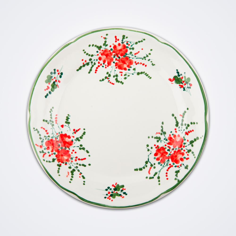 Red-ivy-dinner-plate